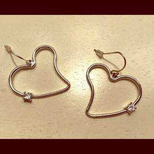 Sweet heart ❤️ earrings